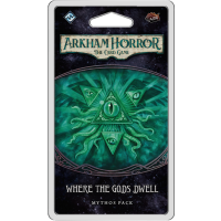 Arkham Horror: The Card Game - The Dream-Eaters. Where the Gods Dwell