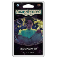Arkham Horror: The Card Game - The Circle Undone. The Wages of Sin