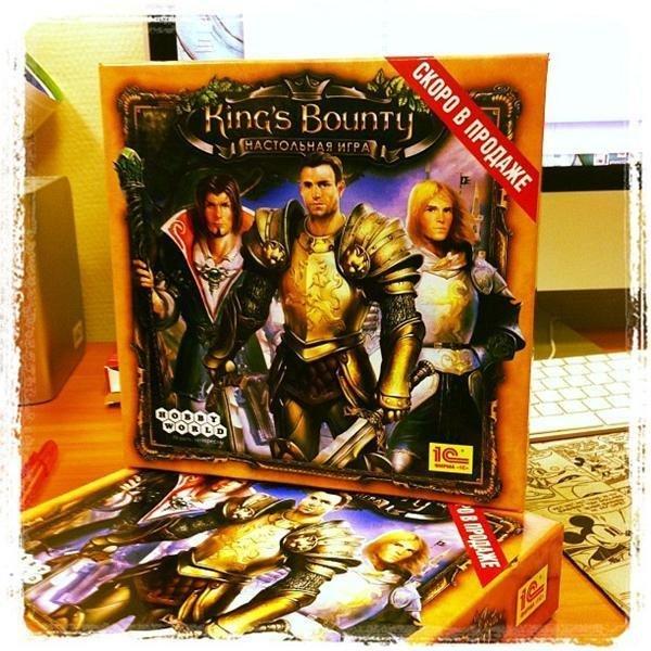 King's Bounty на «Игромире»
