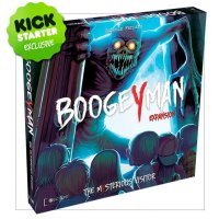 Boogeyman The Board Game - The Mysterious Visitor