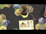Mage Knight Board Game: The Lost Legion Overview - Spiel 2012