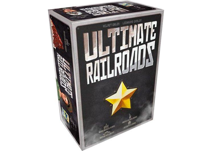 Коробка Ultimate Railroads