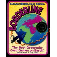 Borderline: Europe/Middle East Edition