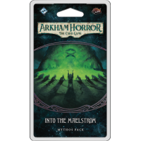 Arkham Horror: The Card Game – The Innsmouth Conspiracy. Into the Maelstrom