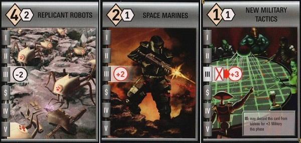 Replicant Robots, Space Marines и New Military Tactics