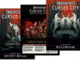 "игра ""Warhammer Quest: Cursed City"": Правила, книжка квестов"