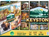 "игра ""Keystone: North America"": Компоненты"