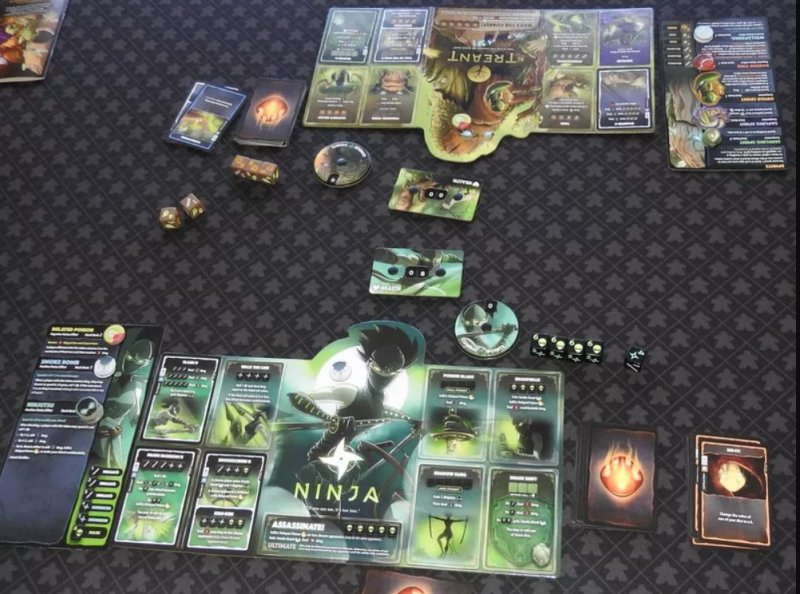 Источник: https://boardgamegeek.com/image/6090642/dice-throne-season-one-rerolled