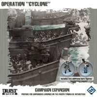 Dust Tactics: Operation Cyclone Campaign Expansion