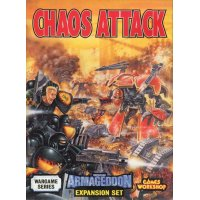 Battle for Armageddon Expansion Set: Chaos Attack