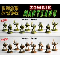 Invasion from Outer Space: Zombie-Martians