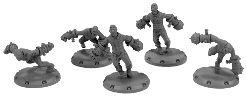 Dust Tactics: Axis Zombies Expansion