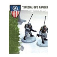 Dust Tactics: Special Ops Rangers Expansion