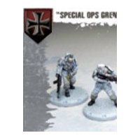 Dust Tactics: Special Ops Grenadiers Expansion