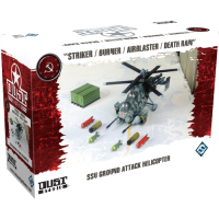 Dust Tactics: SSU Attack Helicopter