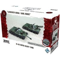 Dust Tactics: SSU IS-48 Super-Heavy Tank