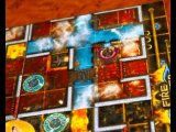 Dungeon Twister: Fire and Water Review (Rus). Part II: Terrain.