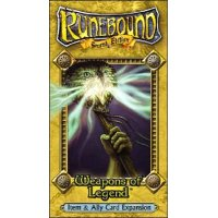 Runebound: Weapons of Legend