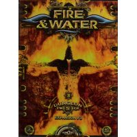 Dungeon Twister: Fire and Water