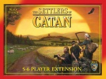 Settlers of Catan 5-6 Players Extension