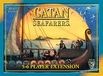 Catan: Seafarers 5-6 Players Extension