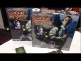 Last Night on Earth: Blood In The Forest Expansion Preview at the GAMA Trade Show 2013