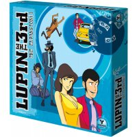 Lupin the 3rd: The Expansion # 1