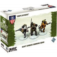 Dust Tactics: Corps Officers Expansion