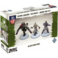 Dust Tactics: Allies Hero Pack Expansion