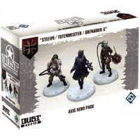 Dust Tactics: Axis Hero Pack Expansion