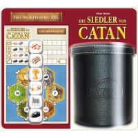 Catan Dice Game – Deluxe Edition