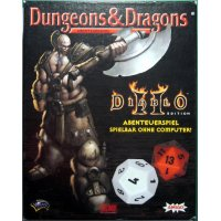 Dungeons & Dragons Boardgame: Diablo II Edition