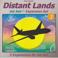 Jet Set: Distant Lands - Expansion Set 1