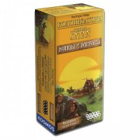 The Settlers of Catan: Traders & Barbarians - 5-6 Player Extension
