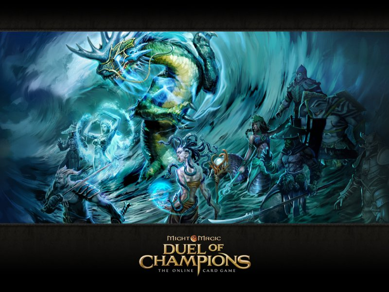 карточная игра duel of champions