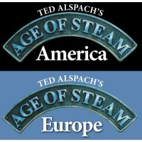 Age of Steam Expansion: America/Europe