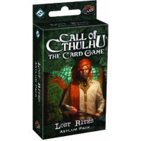 Call of Cthulhu LCG - Lost Rites Asylum Pack