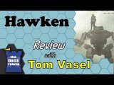 Hawken Card Game Review - with Tom Vasel