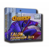 HeroCard Champion of New Olympia Talon Expansion Deck