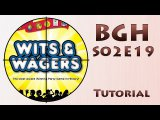 Wits and Wagers Tutorial
