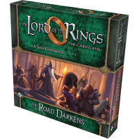The Lord of the Rings: The Card Game - The Road Darkens: A Saga Expansion