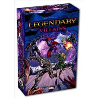 Legendary: Villains — Marvel Deck Building Game