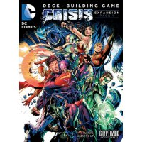 DC Comics Deck-Building Game - Crisis Expansion