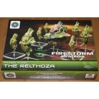 Firestorm Armada - The Relthoza: Patrol Fleet