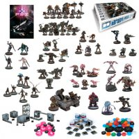 Deadzone - Battle for Nexus Psi army deal