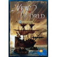 New World: A Carcassonne Game