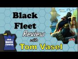 Black Fleet обзор от Dice Tower