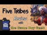 Five Tribes обзор от Game Boy Geek