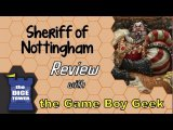 Sheriff of Nottingham обзор от Game Boy Geek