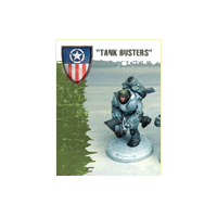 Dust Tactics: Tank Busters Expansion